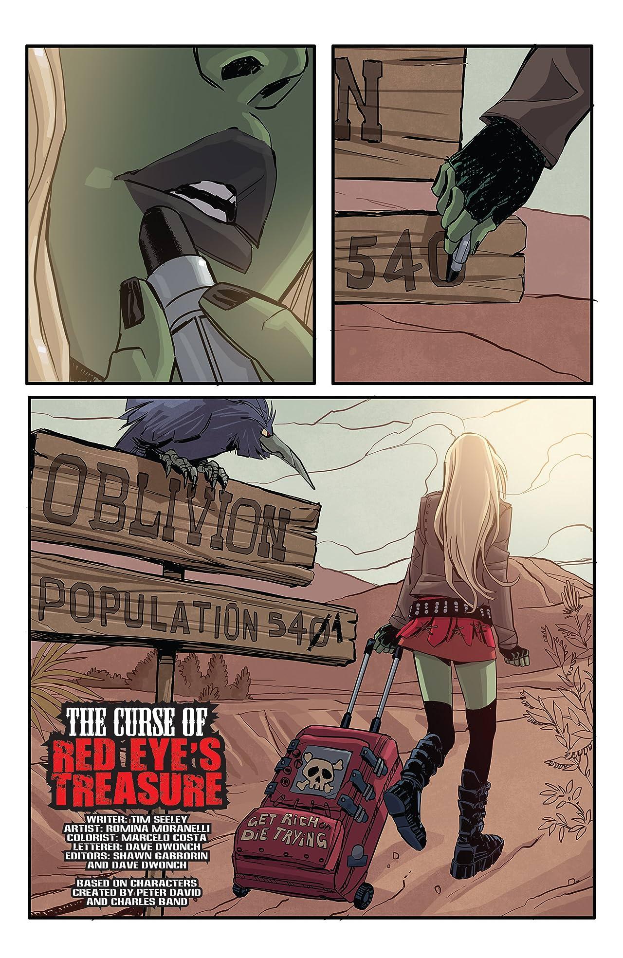 Oblivion Vol. 1