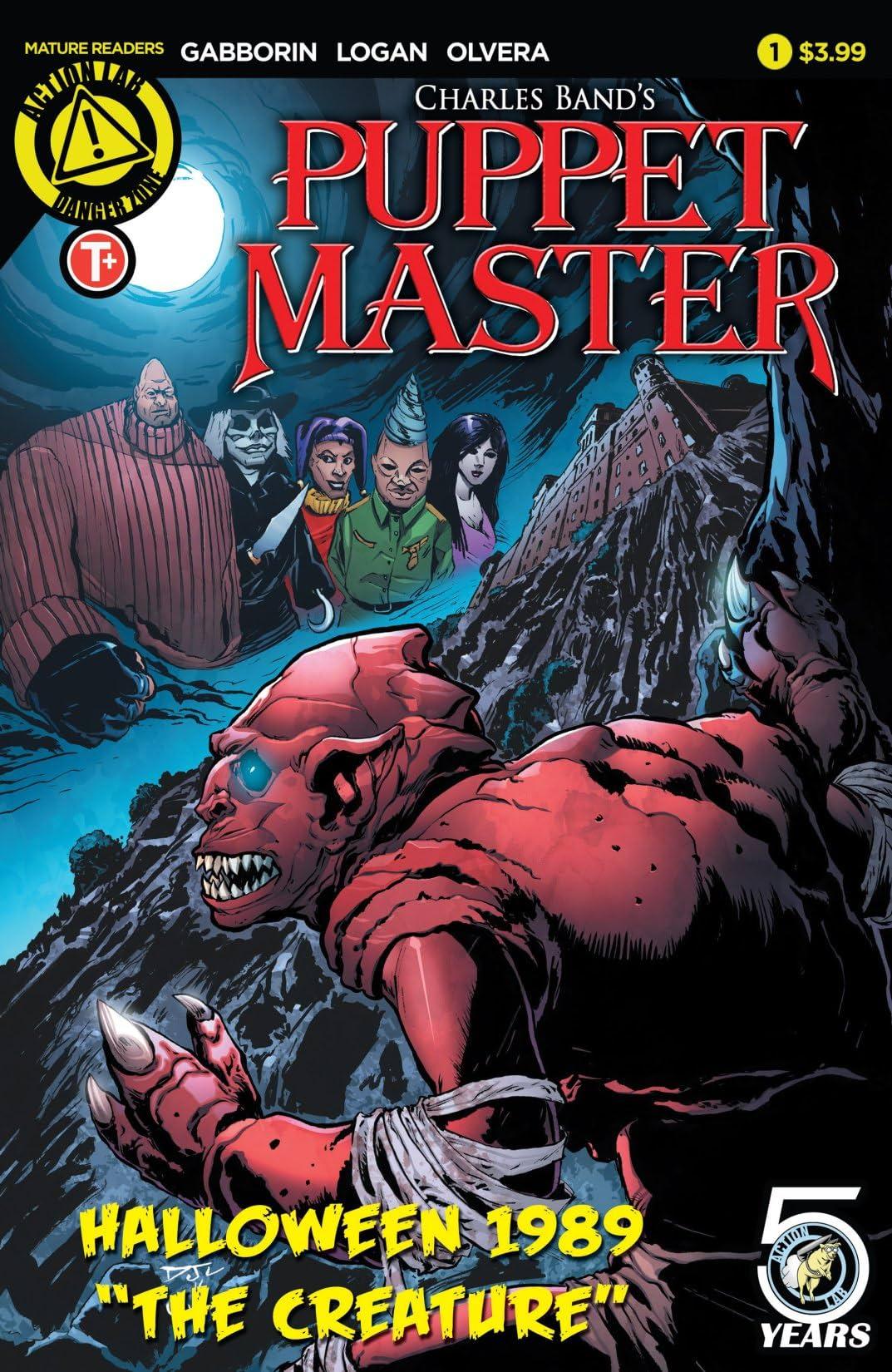 Puppet Master: Halloween 1989
