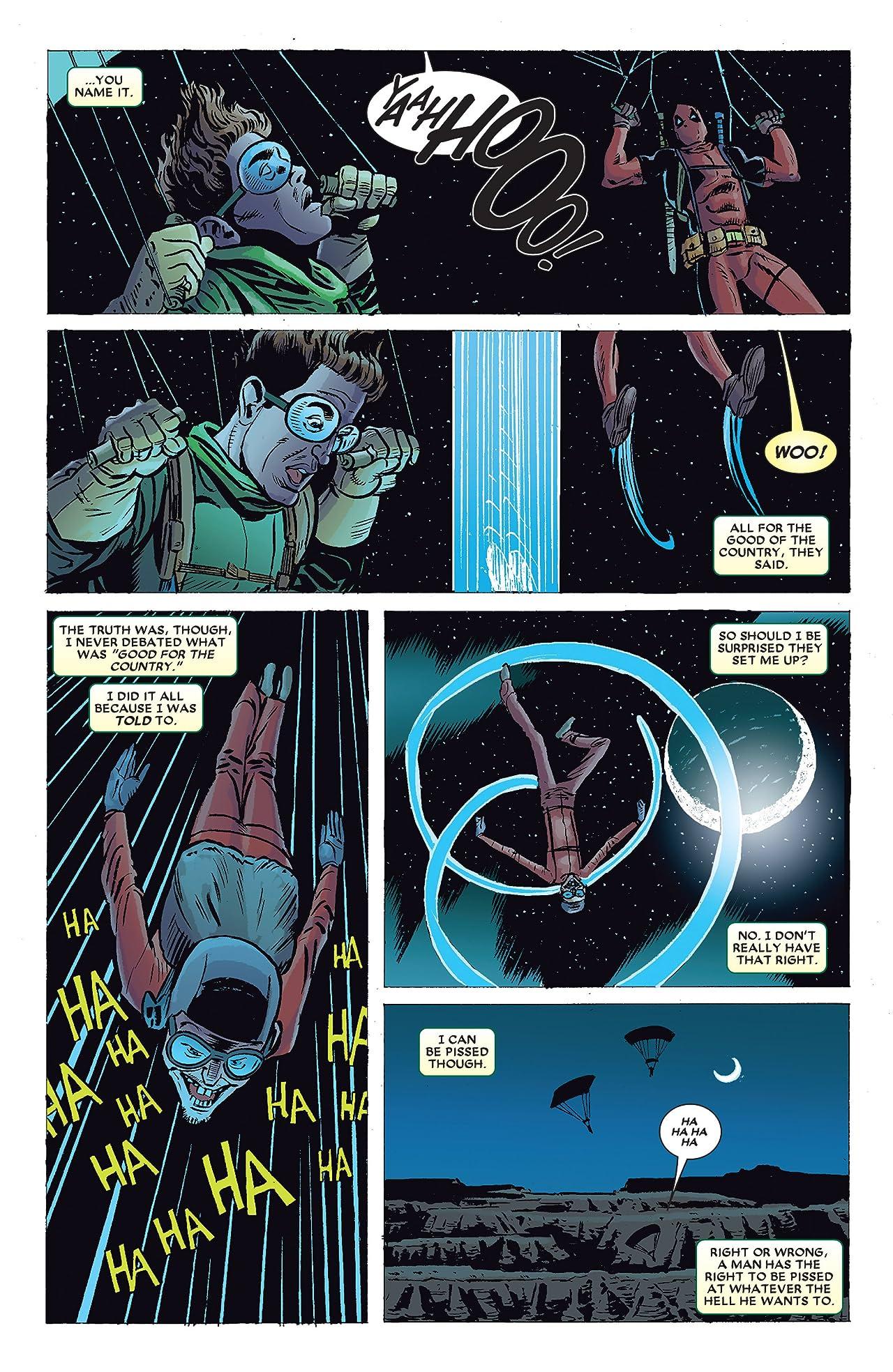 Deadpool Max 2 #6