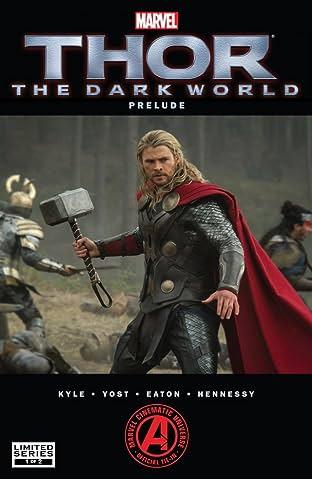 Marvel's Thor: The Dark World Prelude No.1 (sur 2)
