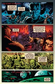 Marvel's Thor: The Dark World Prelude #1 (of 2)
