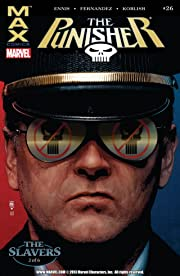 The Punisher (2004-2008) #26