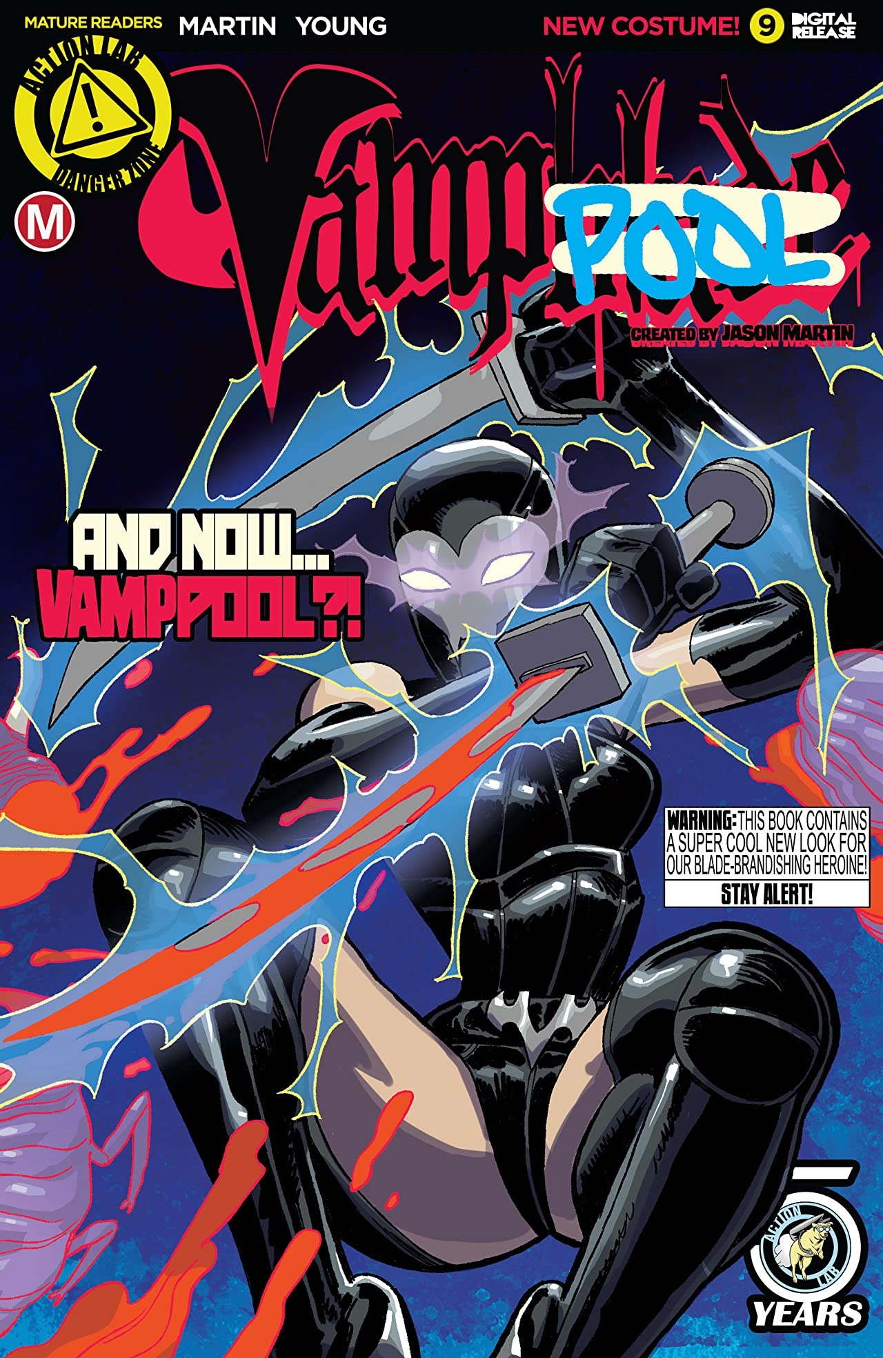 Vampblade #9