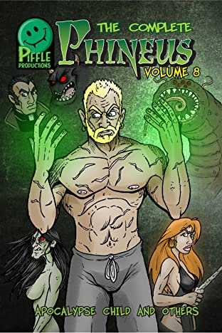 Phineus: Magician for Hire Vol. 8: Complete Phineus Volume 8