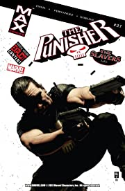 The Punisher (2004-2008) #27