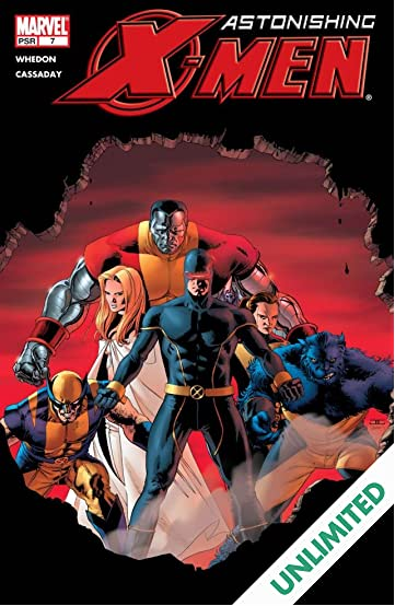 Astonishing X-Men (2004-2013) #7