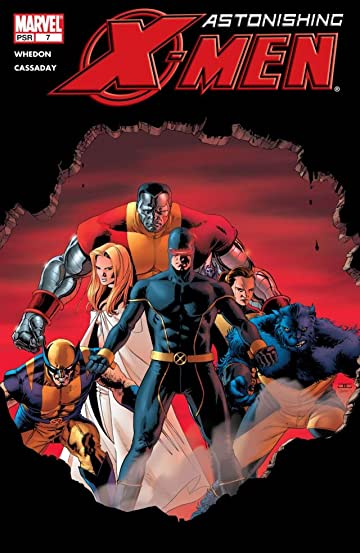 Astonishing X-Men (2004-2013) #7