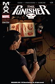 The Punisher (2004-2008) #28