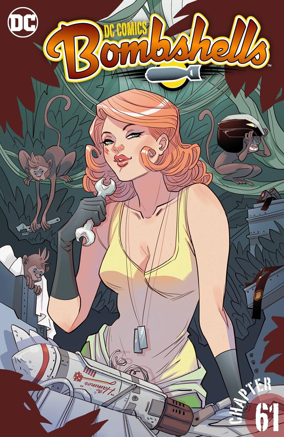 DC Comics: Bombshells (2015-2017) #61