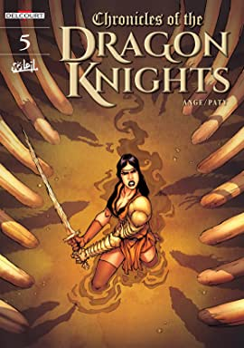 Chronicles of The Dragon Knights Vol. 5: The Ruined Demesne