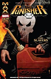 The Punisher (2004-2008) #30