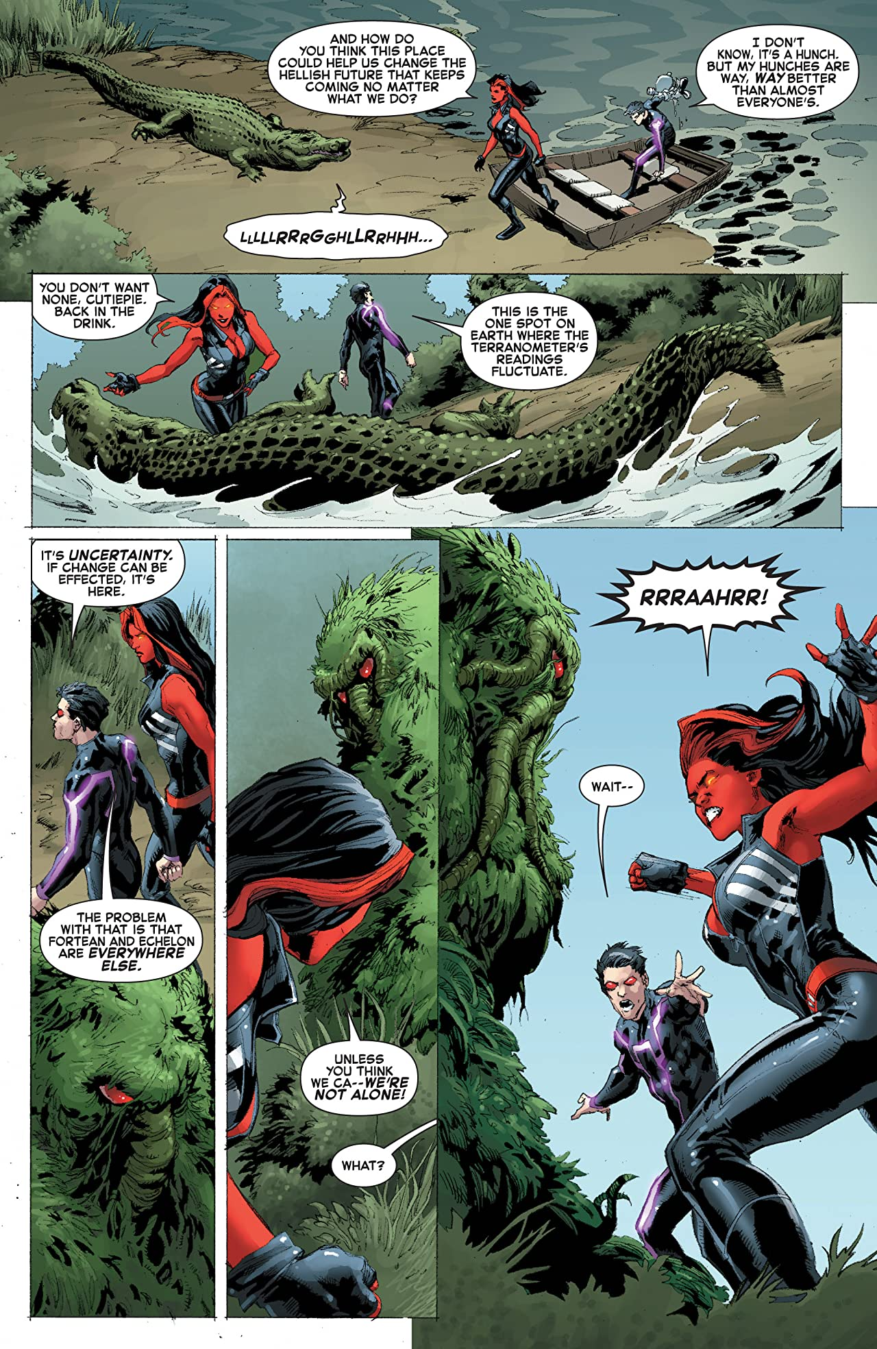 Red She-Hulk (2012-2013) #66