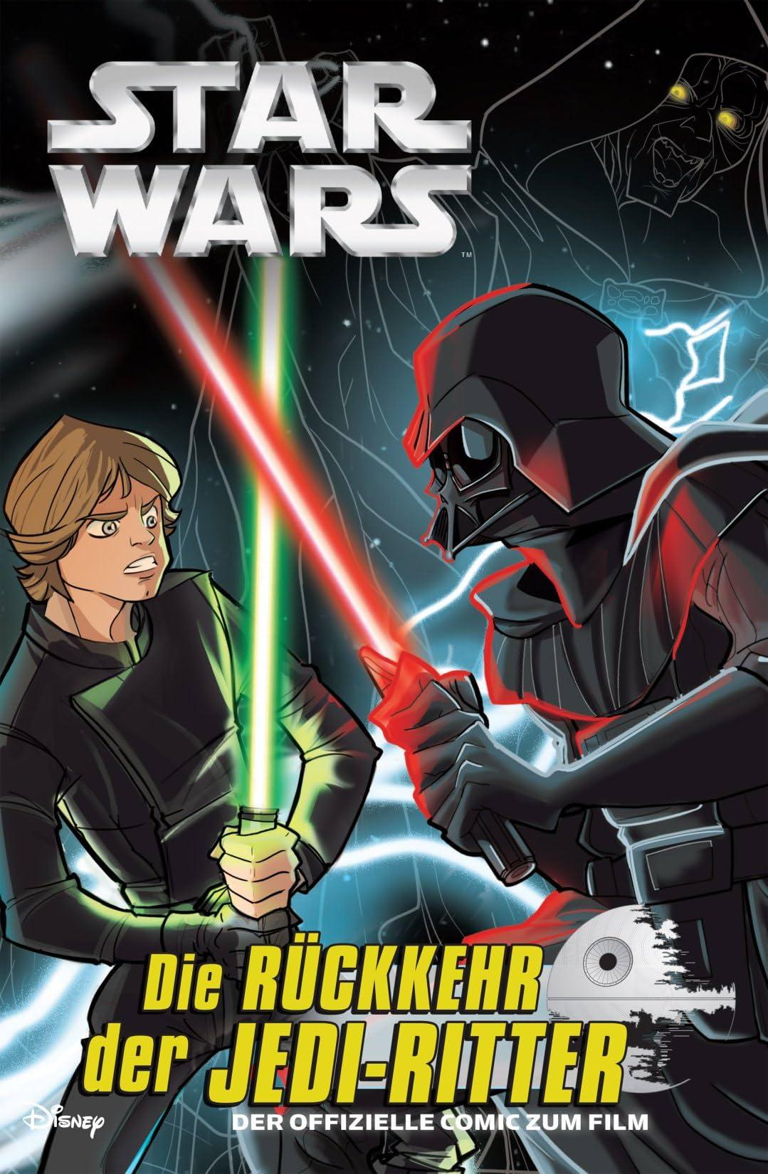 Star Wars: Die Rückkehr der Jedi Ritter Graphic Novel