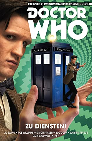Doctor Who Staffel 11 Vol. 2: Zu Diensten!