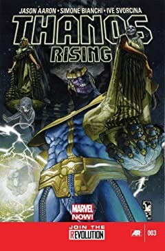 Thanos Rising No.3 (sur 5)