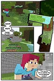 Die Jagd nach dem goldenen Apfel: Graphic Novel für Minecrafter