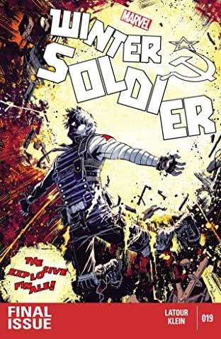 Winter Soldier No.19