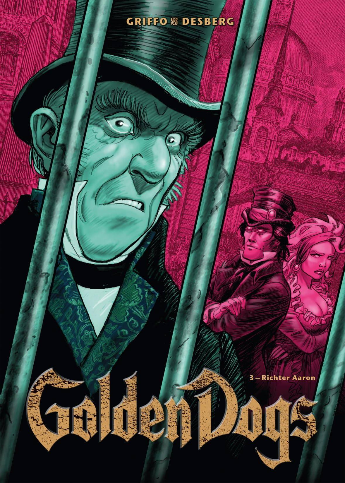 Golden Dogs Vol. 3: Richter Aaron