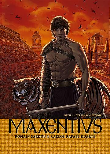 Maxentius Vol. 1: Der Nika-Aufstand