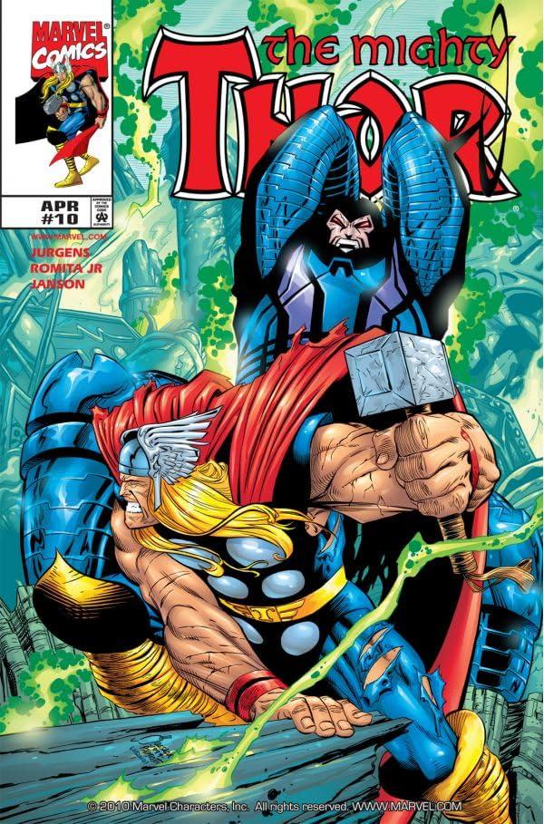 Thor (1998-2004) #10