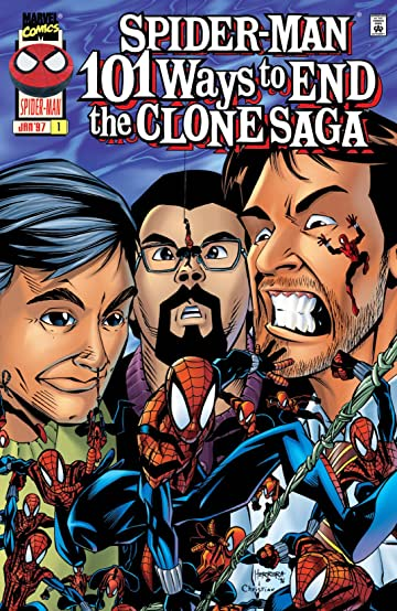 101 Ways To End The Clone Saga (1997) No.1