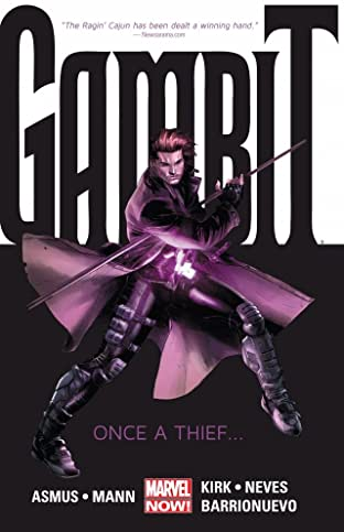 Gambit Tome 1: Once A Thief...