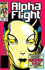 Alpha Flight (1983-1994) #20