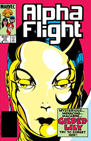 Alpha Flight (1983-1994) #20