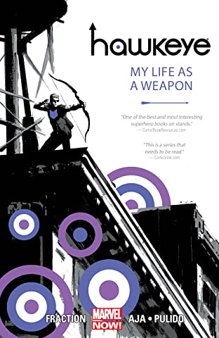 Hawkeye Tome 1: My Life As A Weapon