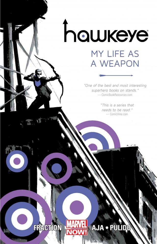 Hawkeye Vol. 1: My Life As A Weapon