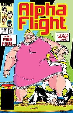 Alpha Flight (1983-1994) #22
