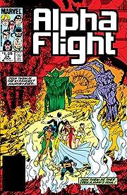 Alpha Flight (1983-1994) #24