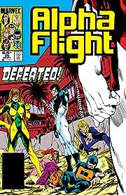Alpha Flight (1983-1994) #26