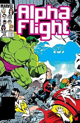 Alpha Flight (1983-1994) #29