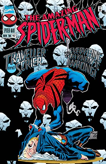 Amazing Spider-Man (1963-1998) #417