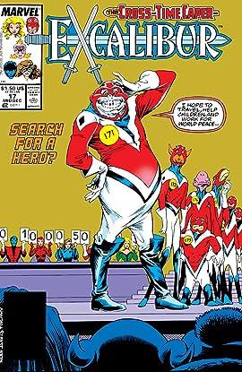 Excalibur (1988-1998) #17