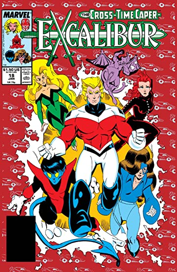 Excalibur (1988-1998) #18