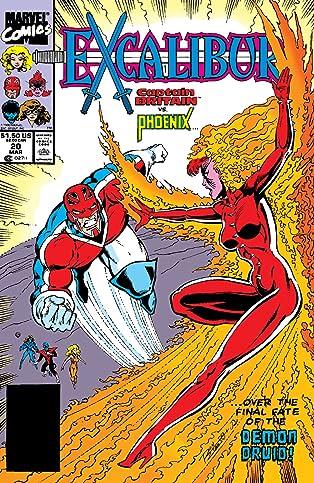 Excalibur (1988-1998) #20