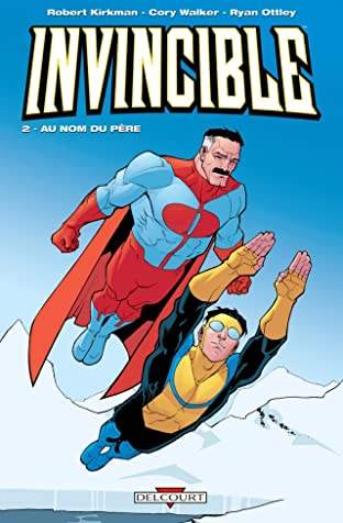Invincible Vol. 2: Au nom du père