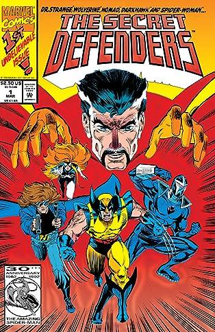 Secret Defenders (1993-1995) #1