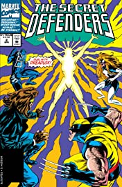 Secret Defenders (1993-1995) #2