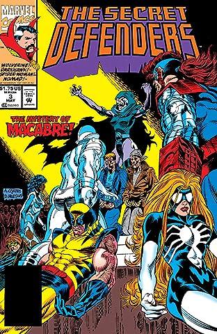 Secret Defenders (1993-1995) #3