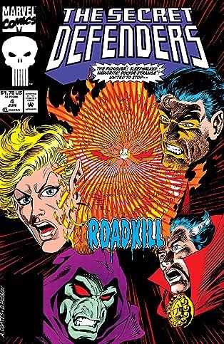Secret Defenders (1993-1995) #4
