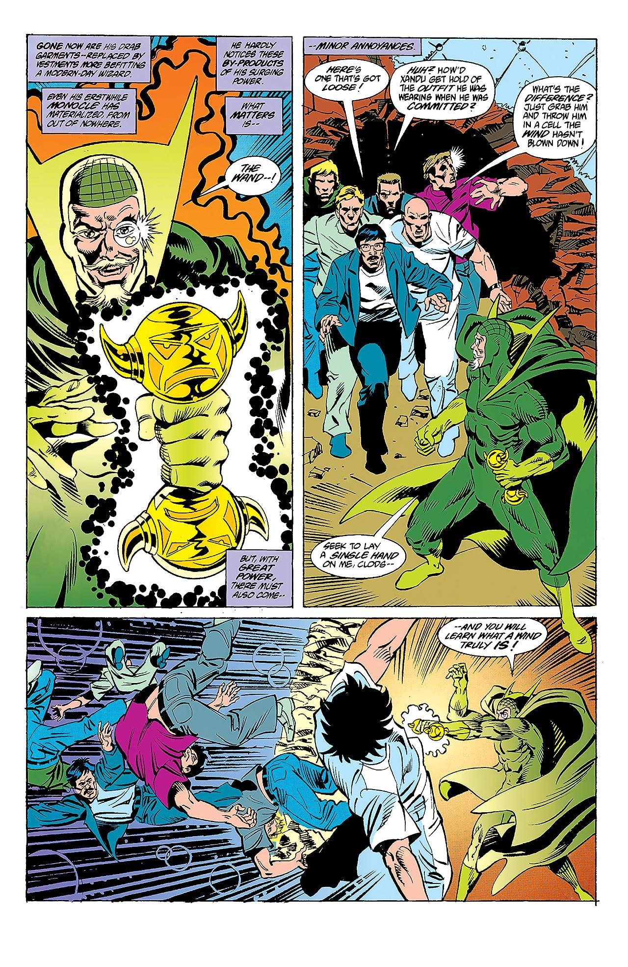 Secret Defenders (1993-1995) #6