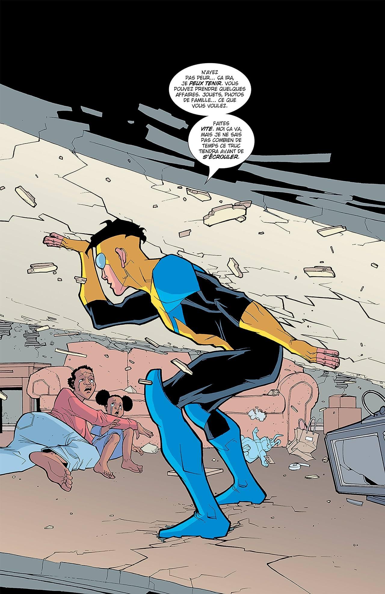 Invincible Vol. 4: Super-héros un jour...