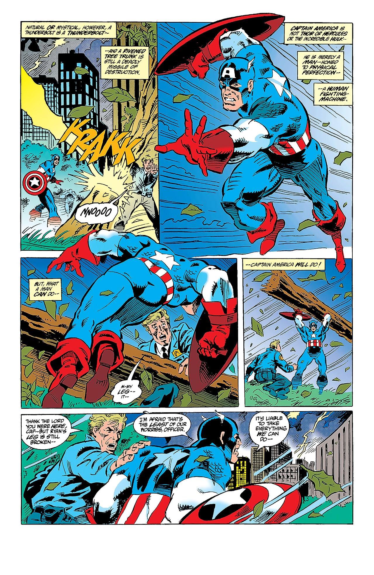 Secret Defenders (1993-1995) #7