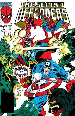 Secret Defenders (1993-1995) #8