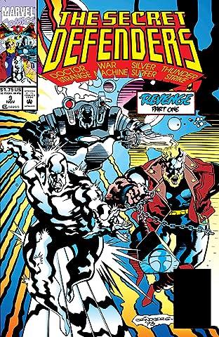 Secret Defenders (1993-1995) #9