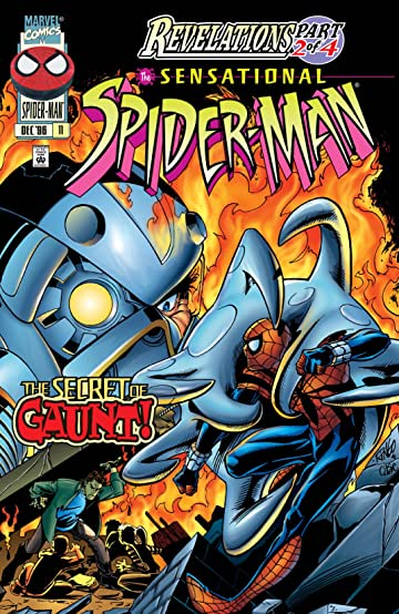 Sensational Spider-Man (1996-1998) #11