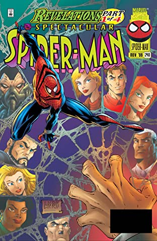Peter Parker, The Spectacular Spider-Man (1976-1998) #240